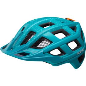 KED Crom Helmet darkgreen matt